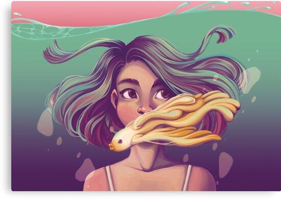 Fishy Mind by Katitan