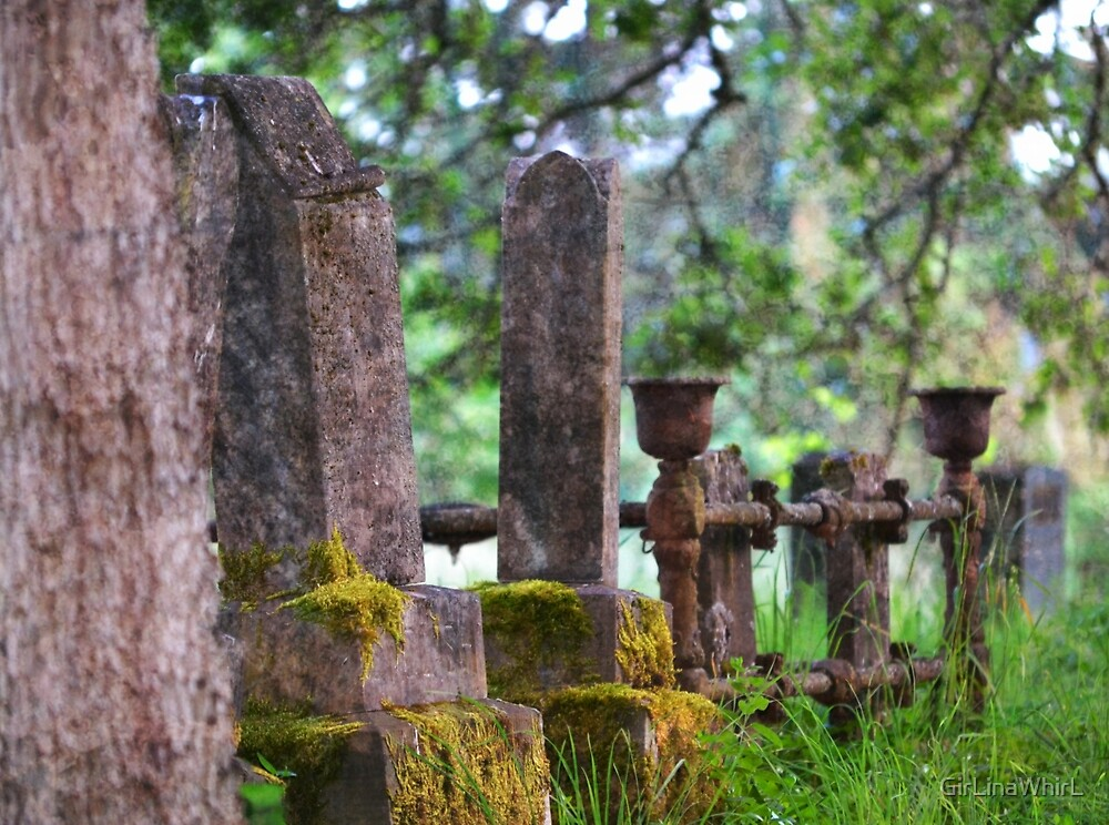 Old Cemetery by GirLinaWhirL
