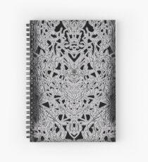 trippy  Spiral Notebook