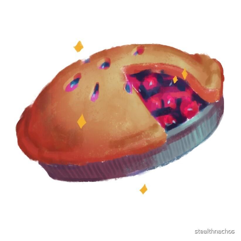 Pie by stealthnachos