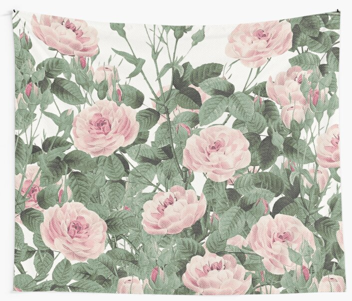 Vintage Garden 31 by PatternsofLife