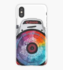 Colorful Lens Photography iPhone Case/Skin