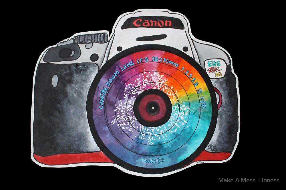 Colorful Lens Photography by sglover10