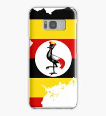 Uganda  Samsung Galaxy Case/Skin