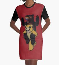 Fall Out Boy Graphic T-Shirt Dress