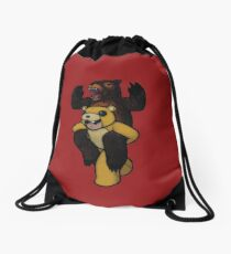 Fall Out Boy Drawstring Bag
