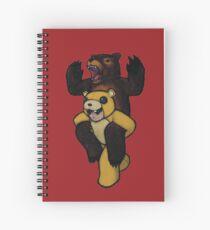 Fall Out Boy Spiral Notebook