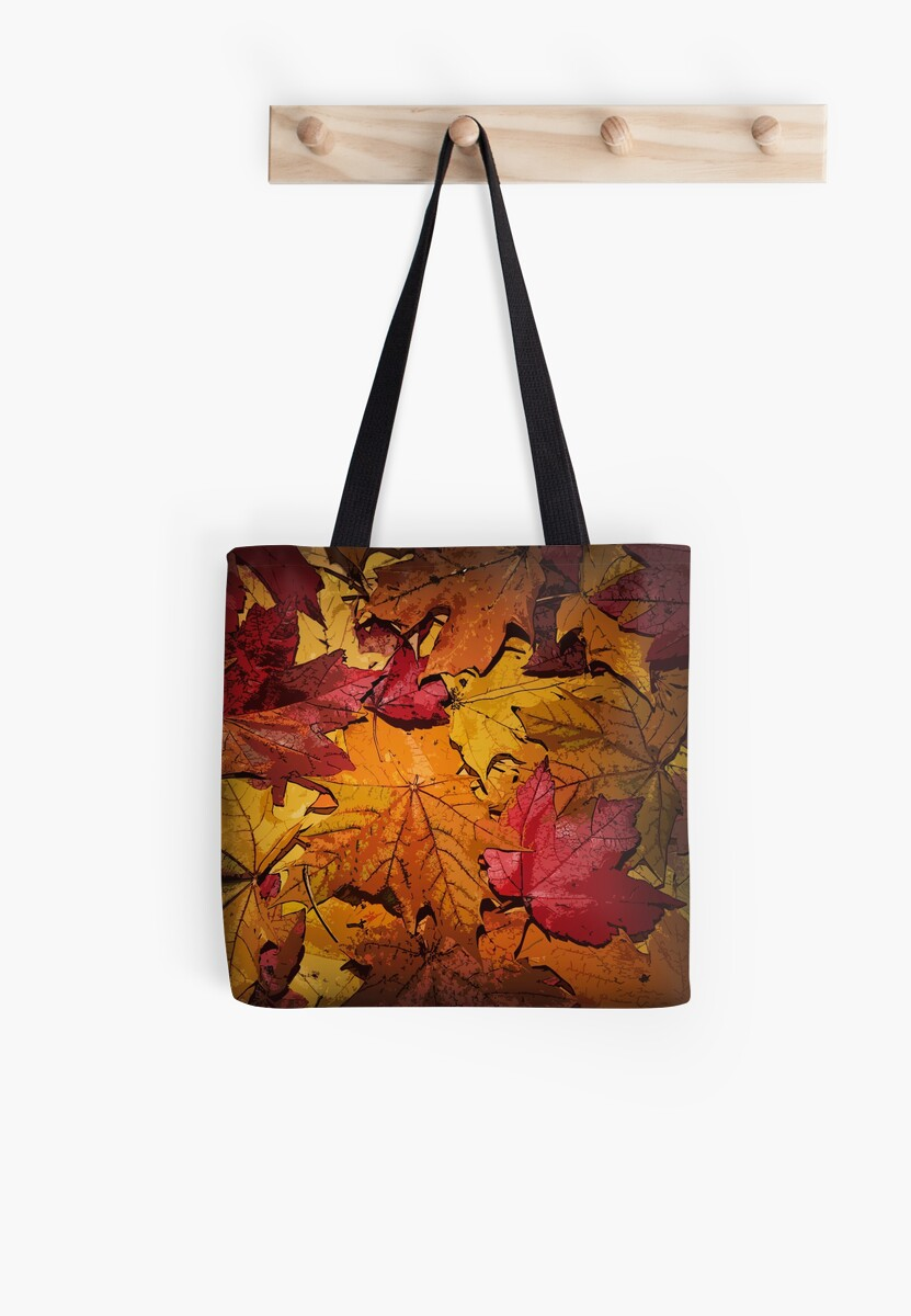 autumn leaves  by Rachel Marilyn Wilde