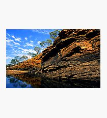 THE GORGE Photographic Print