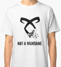 Shadowhunter. Classic T-Shirt