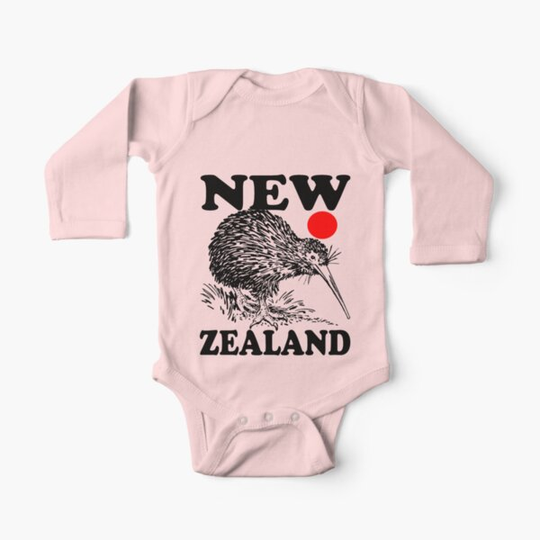 NZ-KIWI Body manches longues