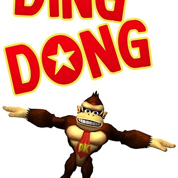 Ding Dong, It's Donkey Kong by Seventhsea