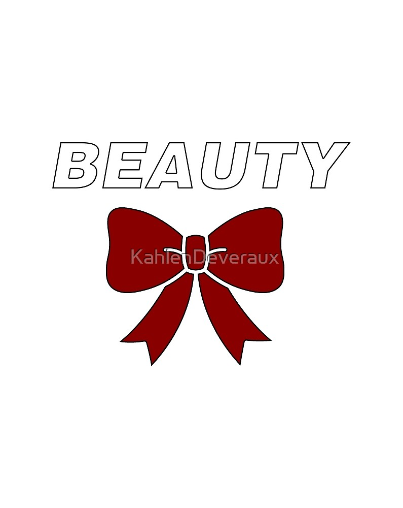 Beauty Bow by KahlenDeveraux