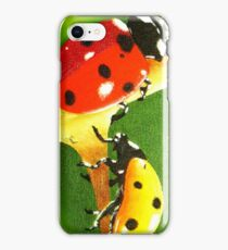 COCCINELLES iPhone Case/Skin