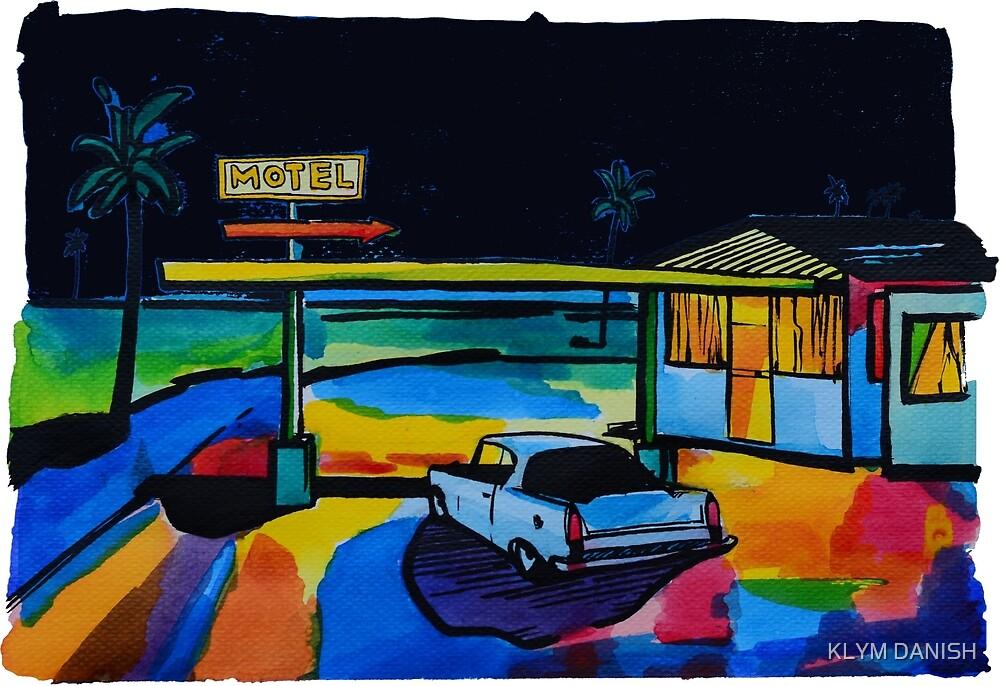 Road story. Motel by KLYM DANISH