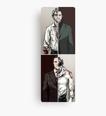 Hannibal - The Tables Are Turning Metal Print