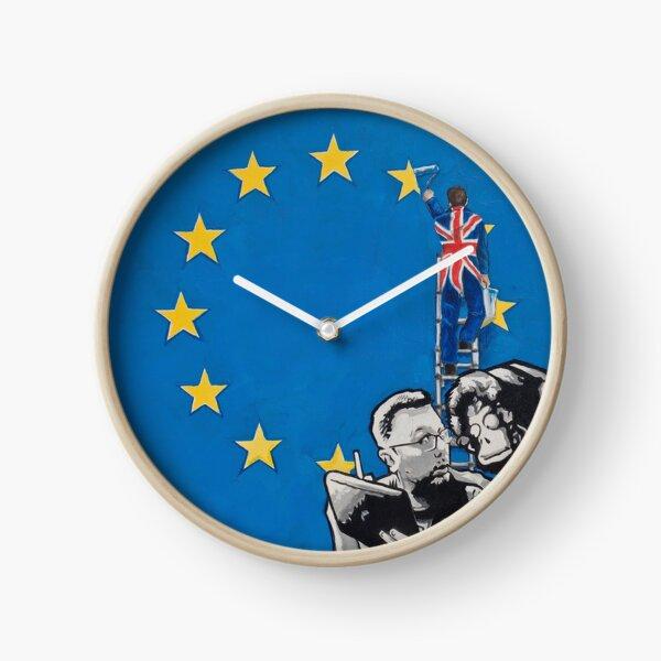 OKSEB4BANKSY Clock