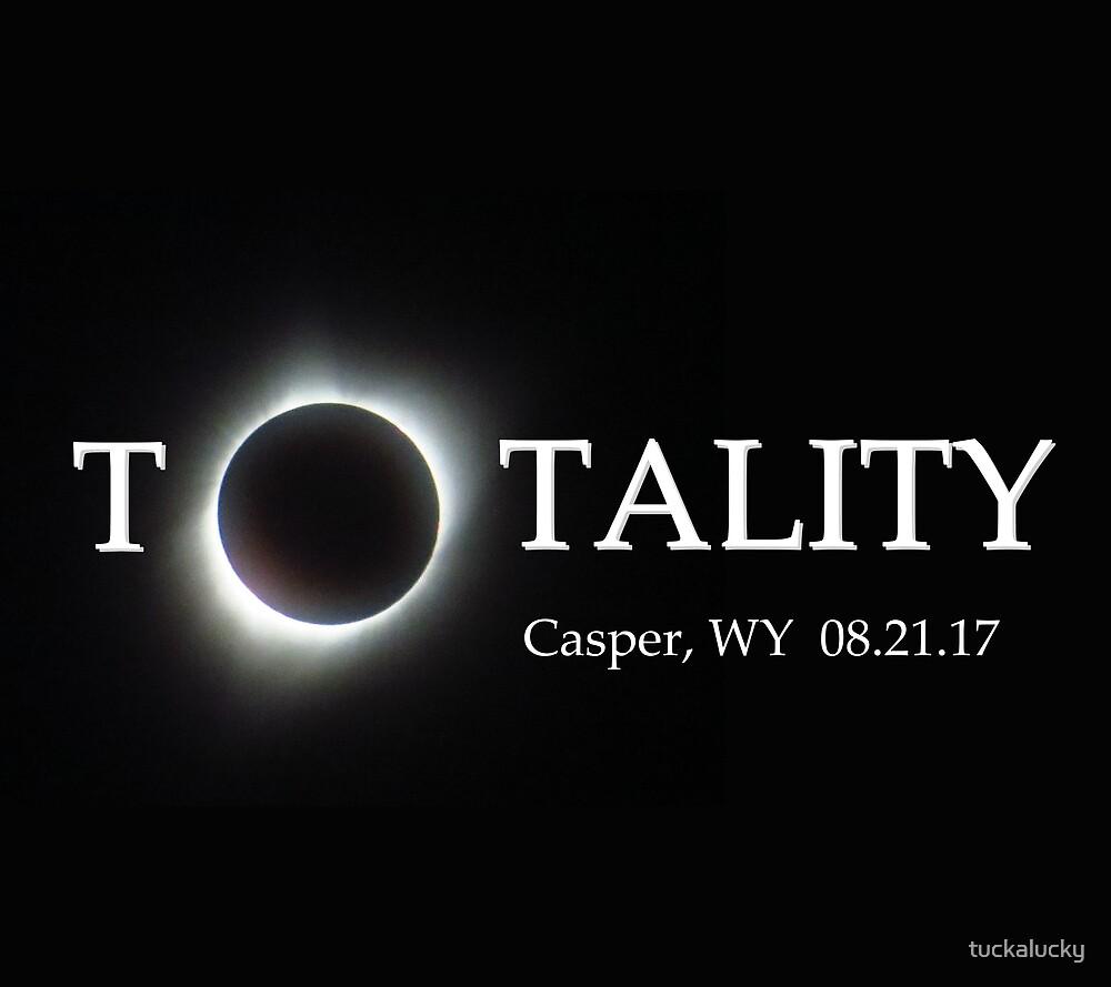 Totality - Casper Eclipse by tuckalucky