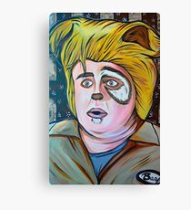 Barf the Mawg Canvas Print
