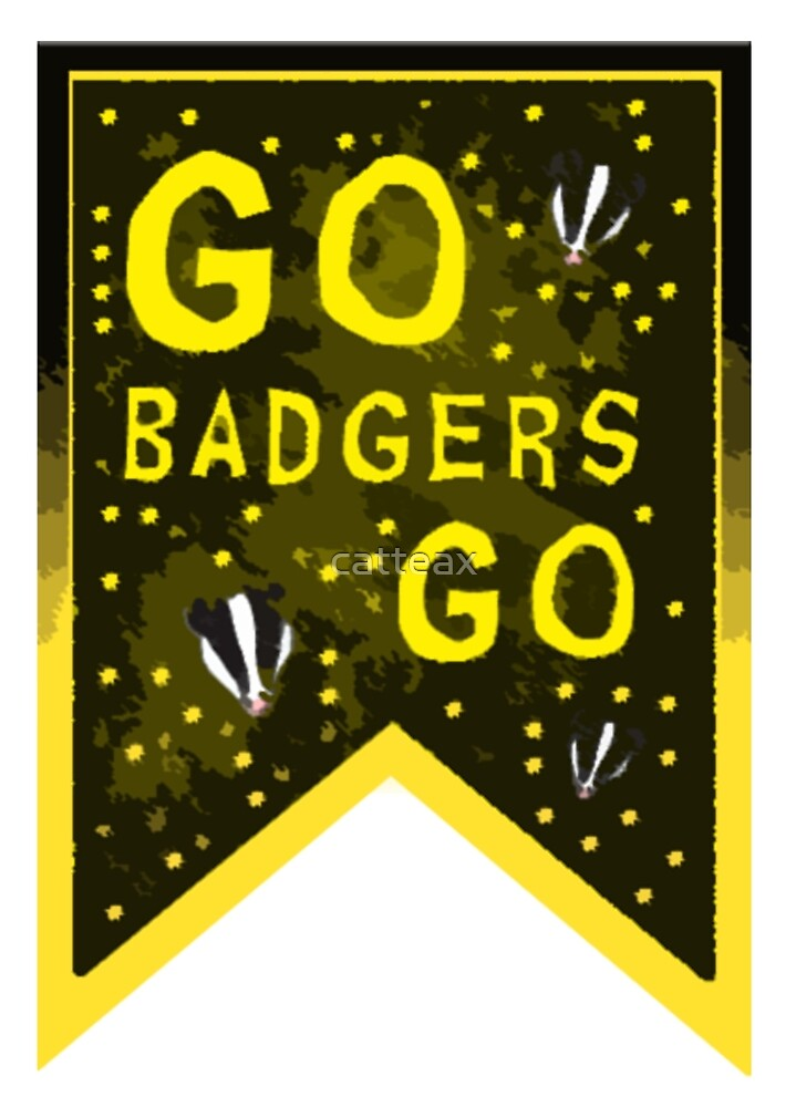 badger house pride by catteax