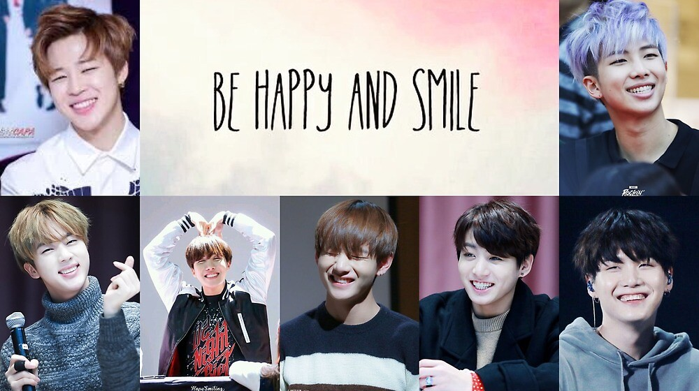BTS Be Happy by Nasly