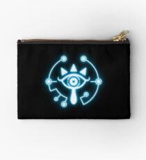 Zelda glowing eye symbol Studio Pouch