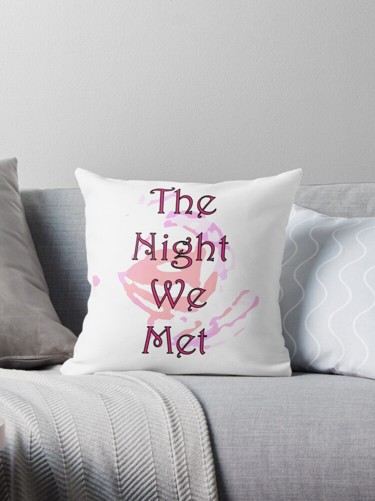 The Night I Met You by EeshaTeezZ