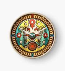 Reloj Zelda reloj retro madera tema