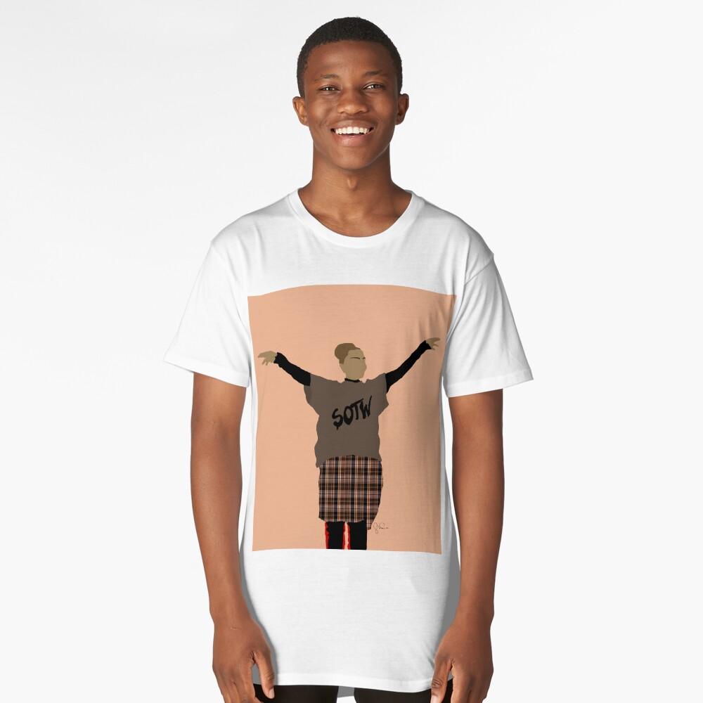 017 JJ X SOTW.1  Long T-Shirt Front