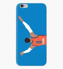 Russell Westbrook Embrace The Crowd iPhone Case