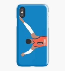Russell Westbrook Back-To iPhone Case