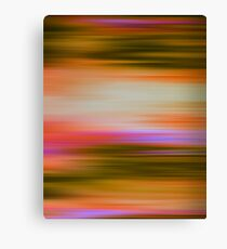 Abstract Landscape 30 Canvas Print