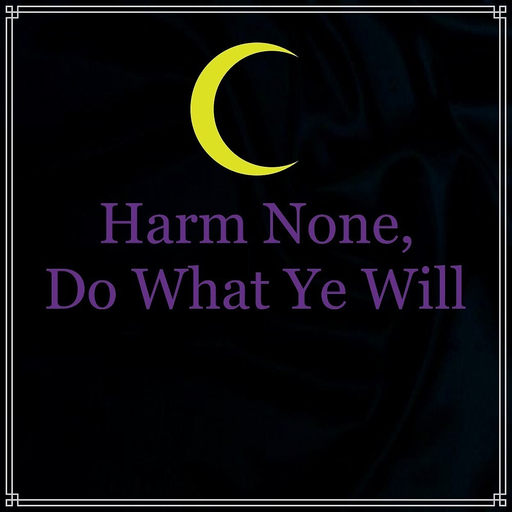 Harm None by KawaiiChibi