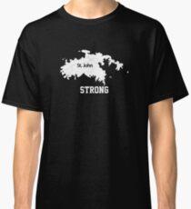 st. john strong Classic T-Shirt