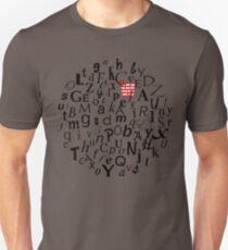 Where's W Unisex T-Shirt