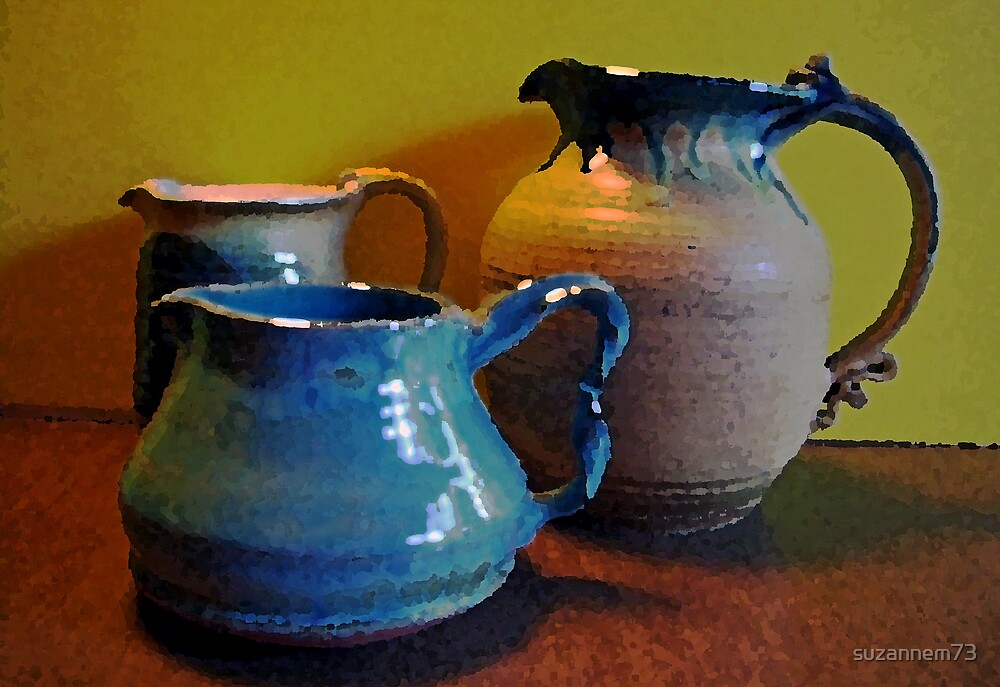Handmade Pottery by suzannem73