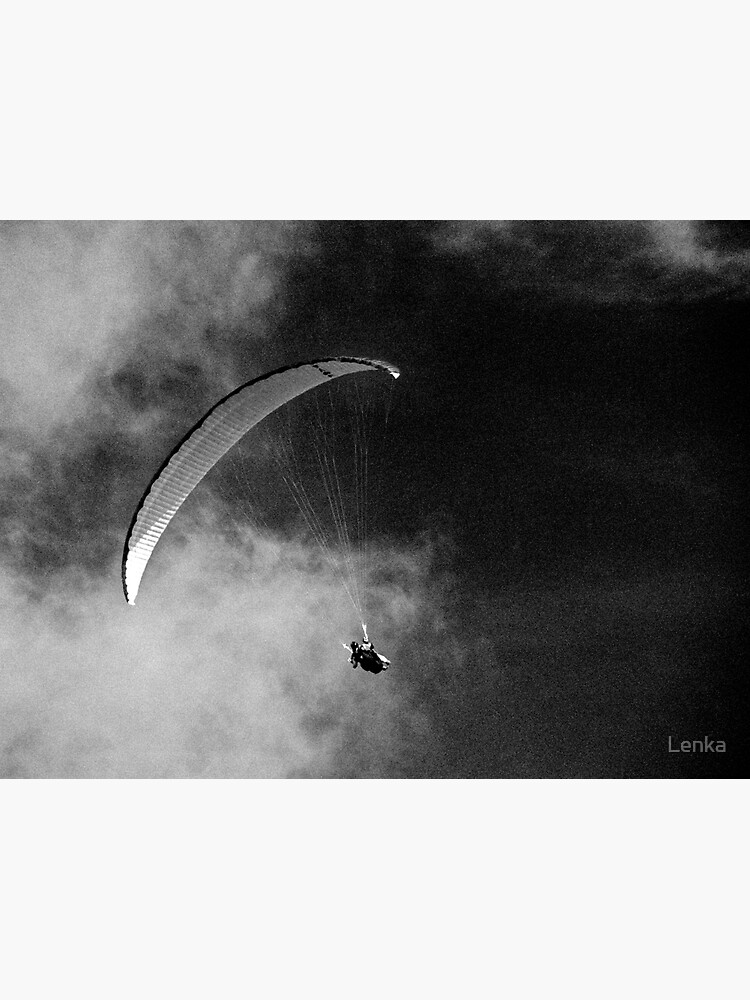 Gliding to the darkness by Lenka
