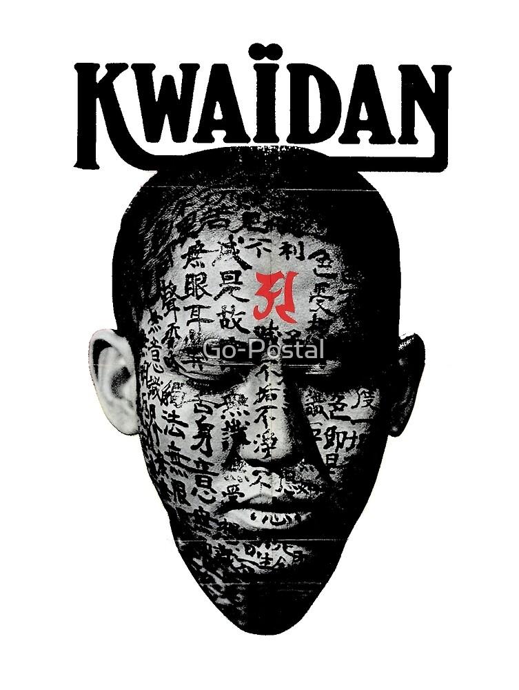 Kwaidan Print by Go-Postal