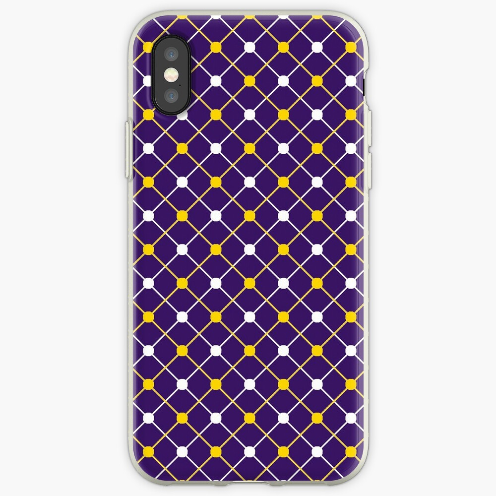 Catch a Tiger By Its Toe Gameday Dress 2 iPhone Case & Cover