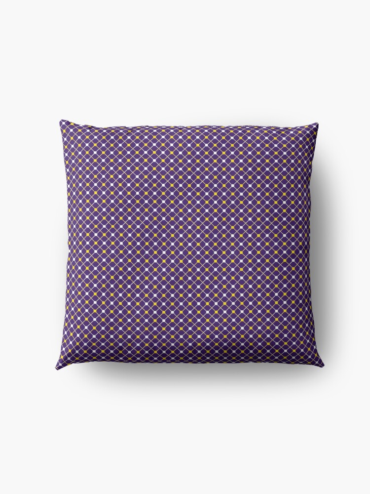 Alternate view of Catch a Tiger By Its Toe Gameday Dress 2 Floor Pillow