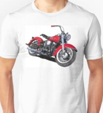 Red Hydra Glide T-Shirt