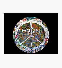 Imagine Photographic Print