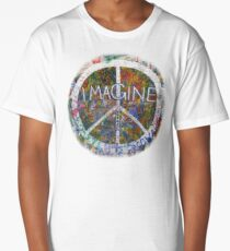 Imagine Long T-Shirt