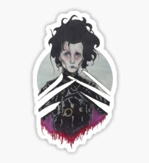 Scissorhands Sticker