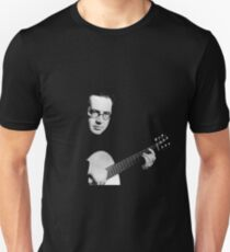 Andres Segovia - Perhaps the greatest classical guitarist Unisex T-Shirt