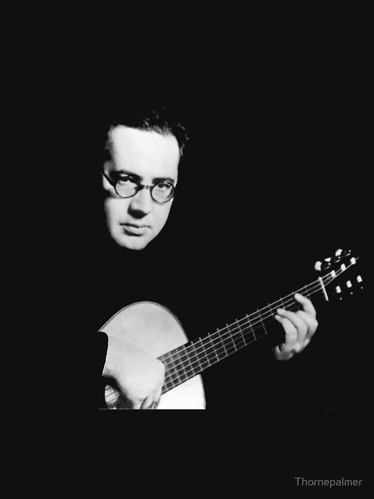 Andres Segovia - Perhaps the greatest classical guitarist by Thornepalmer