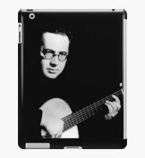 Andres Segovia - Perhaps the greatest classical guitarist iPad Case/Skin