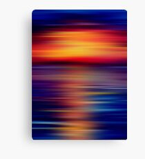 Abstract Landscape 32 Canvas Print