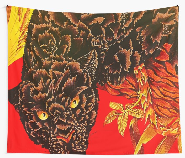 The Cat With Yellow Eyes! by Nora St Patrick