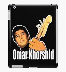 Omar Khorshid  iPad Case/Skin